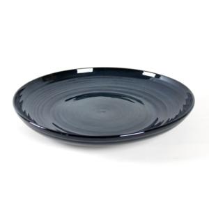 CAVN BLUE Large Plate 45cm
