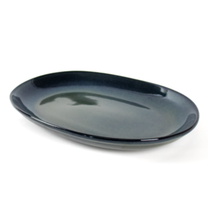 CAVN BLUE Oval Medium 29x40cm